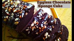 how to make healthy wheat chocolate cake eggless chocolate