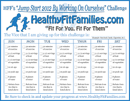 family fitness ideas my and