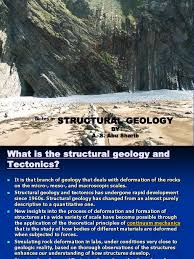 course of structural geology pdf fault geology deformation