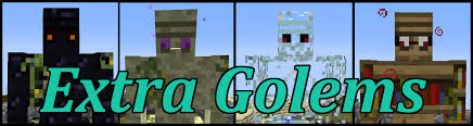 How To Build A Bookcase In Minecraft Overview Extra Golems Mods Projects Minecraft Curseforge