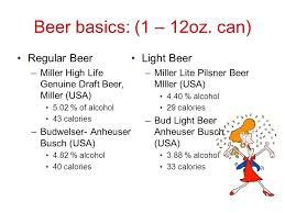 bud light can calories alcohol abuse among college students the definition of one drink