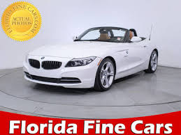 bmw z4 convertable used bmw z4 convertible for sale in miami palm