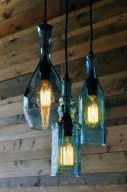Chandelier Kits Chandelier Made From Wine Bottles Wine Glass Chandelier Chandelier