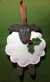 596 best wool felt winter christmas images on pinterest