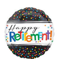 retirement balloon bouquet retirement balloons party city canada