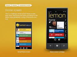 33 best Windows Phone Apps UI images on Pinterest