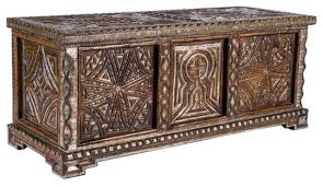 Antique Storage Cabinet Sold Out Antique Carved Wood Storage Chest 2100 Est Retail Antique
