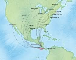 Hartsfield Jackson Airport Map Costa Rica Map U0026 Airport Directions Four Seasons Resort