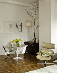 how to make dining room chairs 10 sneaky ways to make a small space look bigger the everygirl