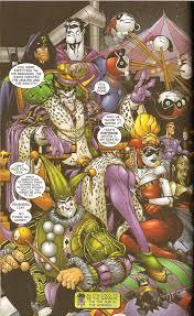 dc histories the joker