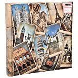 Travel Photo Album 4x6 Amazon Co Uk 6 X 4 Photo Albums Home Accessories Home U0026 Kitchen