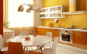 kitchen room yellow wall kitchen sketch simple can be combined