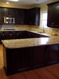 Light Kitchen Countertops And Light Kitchen The Color Combo Of Cabinet And