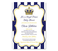 prince baby shower royal prince baby shower invitation prince baby