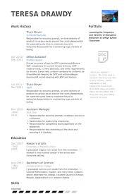 Cdl Resume Sample by Truck Driver Resume Samples Visualcv Resume Samples Database