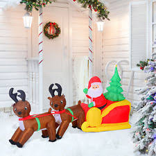 Inflatable Firefighter Christmas Decorations by Inflatable Christmas Decorations Ebay