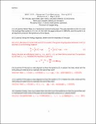 midterm2 solution name mae 101b u2013 advanced fluid mechanics