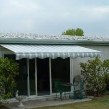 Canvas Awning Awnings Phoenix Retractable Canvas Awnings Mesa Awnings