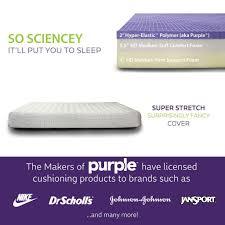 Buy Mattress Online India Amazon Amazon Com The Purple Bed Queen Size Mattress Kitchen U0026 Dining