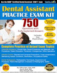 free danb certified dental assistant cda practice exam
