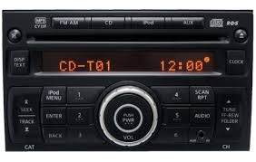 cy13f 07 08 11 nissan rogue cube radio stereo cd mp3 player