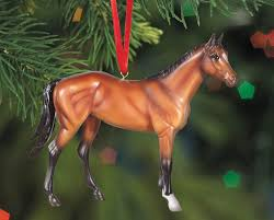 beautiful breeds 2015 thoroughbred ornament