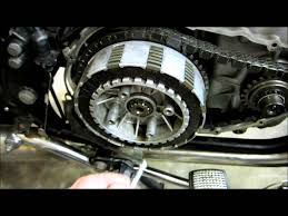 1980 kz440 clutch repair problems youtube