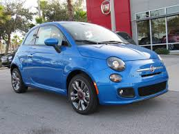 fiat 500 hatchback new 2017 fiat 500 pop hatchback in daytona beach f17012 daytona