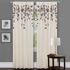 curtains and drapes curtains u0026 drapes 50 inch 72 inch long