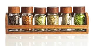 Over The Cabinet Spice Rack Most Of The Items In Your Spice Rack Are Probably Expired Huffpost