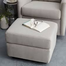 Who Are Ottomans Graham Stationary Ottoman West Elm