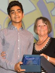 Seeking Awards Delta Rotary Youth Awards Recognize Leaders Rotary