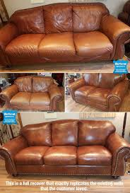 Recovering Leather Sofa Sofas Recovered Uk Functionalities Net