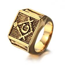 old wedding rings images Freemason wedding ring symbols value celebrity freemason skull jpg