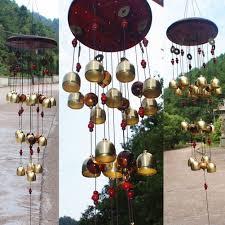 jardin feng shui achetez en gros m u0026eacute tal vent carillon en ligne à des
