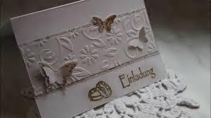 diy wedding invitation card hochzeitseinladung youtube