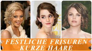 Frisuren Mittellange Haare Festlich by Beste Festliche Frisuren Für Kurze Haare Damen