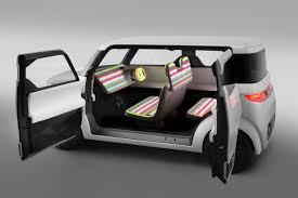 hatchback cars inside just about every surface inside nissan u0027s concept car is a screen