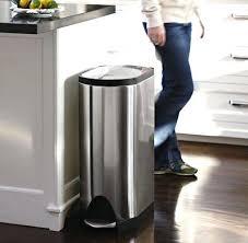 poubelle de cuisine 50l poubelle cuisine pedale poubelle cuisine 50 litres pedale poubelle