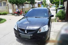 mitsubishi sedan 2004 mitsubishi lancer 2005 car for sale cavite tsikot com 1