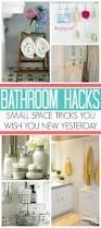 bathroom storage solutions small space hacks u0026 tricks bathroom