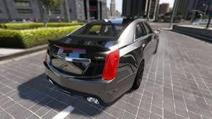 cadillac cts vs sts 2016 cadillac cts v add on replace gta5 mods com