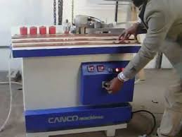 Second Hand Woodworking Machinery In India by Pvc Edge Banding Machine Made In India Youtube