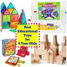 best educational toys and gifts for three and four year olds