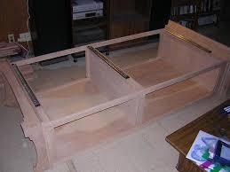 Building A Cabinet Door by Curio Cabinet Door Part 2 The Tundra Man Workshop