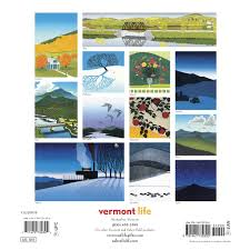 Vermont travel gifts images 2018 sabra field calendar vermont life gifts jpg