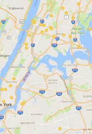 I 95 Map Map Of Various Places Mentioned In The Podcast Bodegaboys
