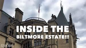 inside the biltmore estate movie costumes and the scary basement