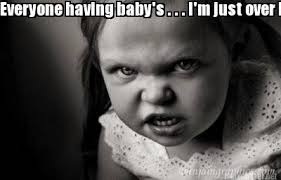 Mad Baby Meme - meme maker come at me bro i dare you