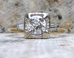art deco diamond etsy